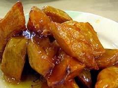 I spiedini di patate dolci caramellate nomdeplume viaggi for Patate dolci americane