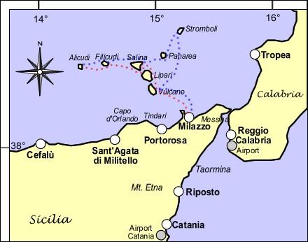 L'isola di Filicudi   NOMDEPLUME - VIAGGI
