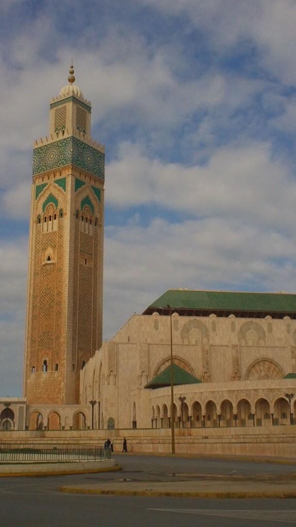 Una passeggiata per Casablanca