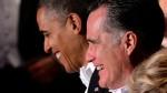 Atmosfera rilassata tra Obama e Romney alla cena di gala del  Waldorf Astoria