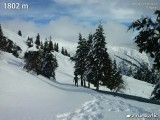 Monti neve Paolo