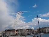 Frecce tricolori a Trieste